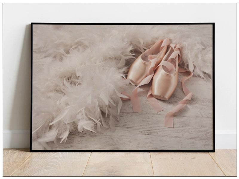 Tablou Art Print fotografii Balerina