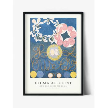 Tablou Famous Art | Hilma af Klint, Childhood no.1
