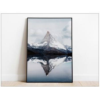 Tablou art print peisaj munti