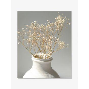 Tablou Art Print cu flori Gypsophila