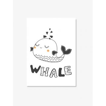 Tablou pentru camera copiilor Balena