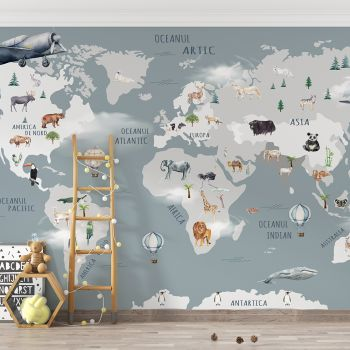 Foto Tape Harta Lumii Animale