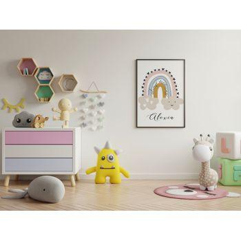 Tablou personalizat Curcubeu - Rainbow Dreaming