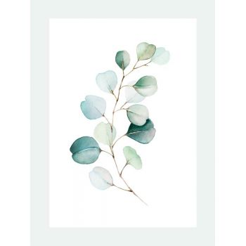 Set tablouri Art Prints line art, floral