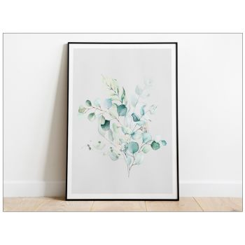 Tabloul Fine Art Frunze de eucalipt