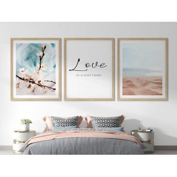 Set tablouri Art Prints pastel