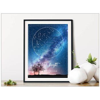 Harta stelara a cerului