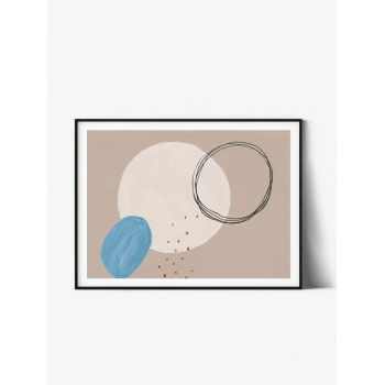 Tablou Abstract Art Circles